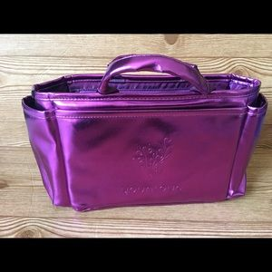 Younique Make Up Bag with handles, New